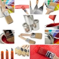 The possibilities of paint Knife Block, Advice, Painting, Painting Art, Paint, Draw, Paintings