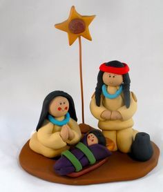 Handmade Nativities on Pinterest | Nativity Sets, Nativity and ...
