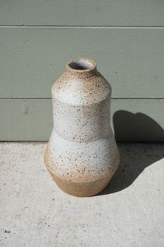 Octave Objects by Jenny Campbell-Brooks, Venice, CA.  Ceramic Vessel