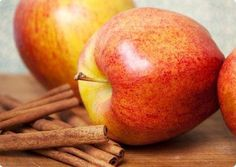 Omenat ja kaneli