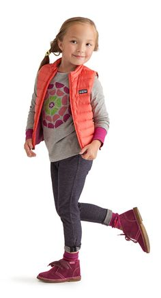 #TeaCollection love the vest and shoes