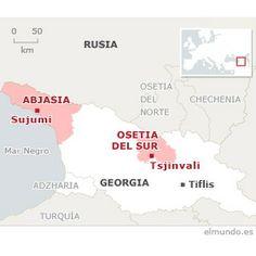 Rusia acusó hoy a EEUU de instigar un nuevo conflicto en el Cáucaso, tras las recientes declaraciones de la secretaria de Estado, Hillary Clinton, sobre una posible repetición de la guerra de 2008 por el control de la separatista Osetia del Sur.