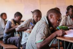 Zambian primary schools now start by teaching in mother tongue