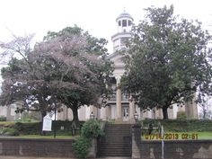 Old Courthouse Museum Vicksburg Mississippi