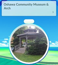 Did you know the #OshawaMuseum is a #PokeStop? Before you go and catch them all, stop in and see what you can discover about #oshawa's history!  #pokemongo #catchemall