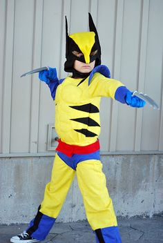 8 best wolverine costume images on pinterest wolverine costume wolverine costume solutioingenieria Image collections