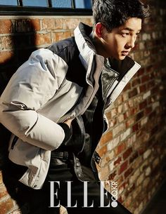 ELLE releases more photos of Song Joong Ki