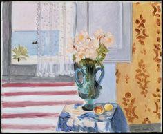 Henri Matisse -Vase of Flowers