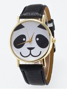 GET $50 NOW | Join RoseGal: Get YOUR $50 NOW!http://www.rosegal.com/watches/panda-face-dial-plate-design-1003964.html?seid=2275071rg1003964