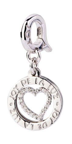 Joy de la Luz   Coin Heart cz