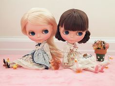 1972 Vintage Kenner Blythe by spring & summer, via Flickr
