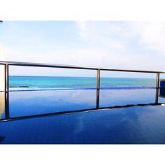 My Gourmet Inclusive Dream Vacation, by Karisma     Best suite!!!! Infinity pool suite at El Dorado Maroma