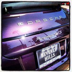 Amethyst GTS Porsche Panamera...