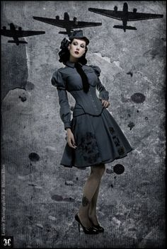 dieselpunk http://www.thelosangelesfashion.com/2013/04/16/magnificent-neo-victorian-fashion-sub-cultures/