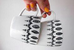 dishwashersafe diy design mugs