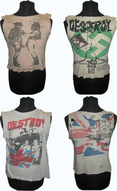 vintage seditionaries t-shirts