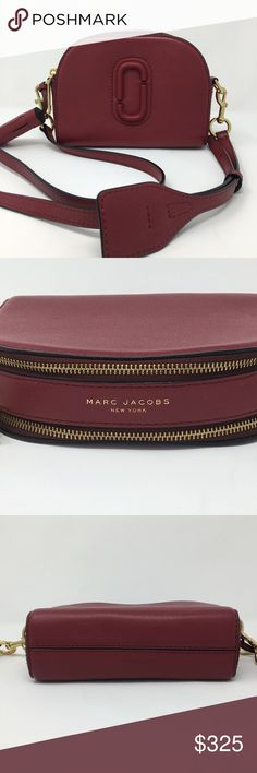 174a774b978c marc jacobs shutter small camera bag deep maroon Excellent used condition-  only used a couple