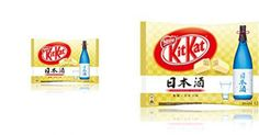 [TOPITRUC] Un paquet de Kit Kat au saké
