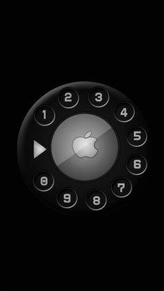 Iphone Logo, Apple Logo Wallpaper Iphone, Iphone 6 Plus Wallpaper, Iphone Homescreen Wallpaper, Best Iphone Wallpapers, Iphone Background Wallpaper, Cellphone Wallpaper, Iphone Pics, Apple Desktop