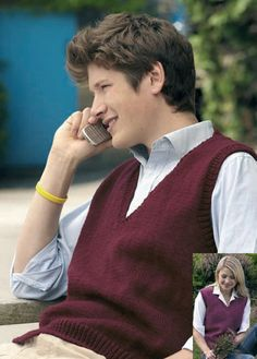 Free knitting pattern - Unisex vest in Wendy Aran with Wool: http://www.mcadirect.com/shop/wendy-aran-with-25-wool-400g-p-1039.html