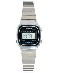 :Casio Watch on Asos