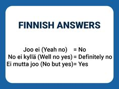 Funny but true Finnish language lesson! Helsinki, Finnish Memes, Meanwhile In Finland, Learn Finnish, Finnish Words, Finnish Language, Finland Travel, Pokerface, Language Study