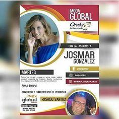 Dentro de pocos minutos el director de nuestra Academia para #ModelosPlusSize @thefashioncurves @leonellanz1 estará conversando con @jos_imagen en su programa radial @vidaglobal sección #ModaGlobal. . Sintoniza Onda la Súper Estación105.1 del circuito Unión Radio y conoce todo lo que tenemos para ti. No dejes que te lo cuenten! . . .  #VenezuelaTieneCurvas #PlusSizeModels #ModelosPlusSize #Caracas #Venezuela #IgersCaracas #Igers #IgersVenezuela #IG_Venezuela #IG_Caracas #Venezolanas #Fashion…