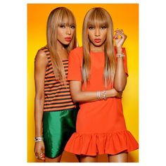 Citrus Delight|styled in Spring/Summer 2015 collection|Photographer @glegare73|MUA/Hairstylist @richardlomaxbeauty #Dpipertwins #models #designers