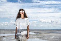 Blendscapes, Surreal Photo Series Featuring Clothing That Disappears Into the Landscape