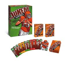 Jukem Football heads to Toy Fair NY with Discover Games - find it in booth #1366