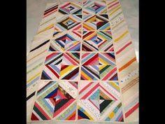 Como hacer un acolchado con patchwork