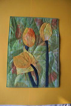 Voorjaar. http://ellen-quilt-ellen.blogspot.nl/