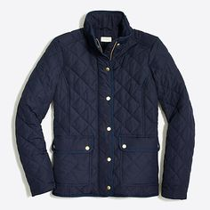 Quilted coats for women - In Sale: Quilted coat for ladies especially popular quilted jacket : Coats For Women, Jackets For Women, Clothes For Women, Kids Clothing, Discount Mens Clothing, J Crew Style, Striped Jacket, Quilted Jacket, Quilted Coats