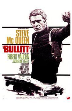 """Steve McQueen - in """"Bullitt"""""""