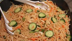 Healthy Gluten Free Recipes, Allergy Free Recipes, Foods With Gluten, Paleo, Gf Recipes, Delicious Recipes, Yummy Food, Asian Noodle Recipes, Indian Food Recipes