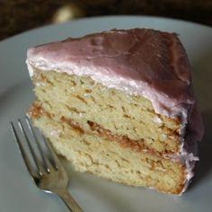 Vegan Vanilla Squash Cake - you may substitute for pumpkin!