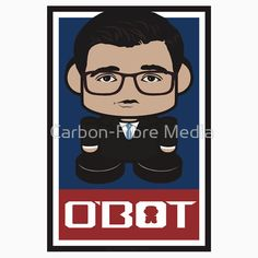 Chris Hayes Politico'bot Toy Robot 2.0 || #chrishayes #politicobot #news #junkie #political #gift #msnbc #anchor #progressive #liberal #chibi #kawaii #cute #equaloppcutie #spreadLOVE