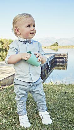 683af002f98a2 Ensemble bébé garçon cérémonie en  purcoton. Une tenue qui pense à tout  pour faire