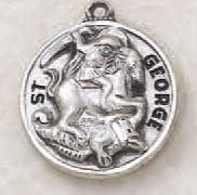 Saint George (Patron of Soldiers)