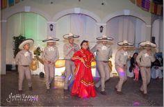 Quinceañera dance and photography idea \\ Photo Credit: Yvette Vazquez Photography