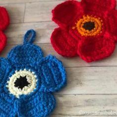 Crochet Potholders, Knitting, Handmade, Hand Made, Tricot, Breien, Stricken, Weaving, Knits