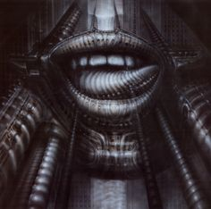 H.R. Giger - Love his work!