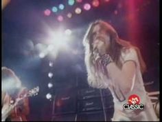 Saxon - Strong Arm of the Law (music video) NWOBHM... School days.. (^_-)