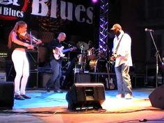 Ann Harris (with Otis Taylor), Liri Blues 2010.