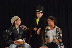 Check out this photo from Summer Shakespeare Conservatory's  Twelfth Night. Photo by Jay Yamada.