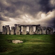 Stonehenge is a prehistoric monument in Wiltshire, England, about 2 miles west of Amesbury and 8 miles north of Salisbury. One of the most famous sites in the world, Stonehenge is the remains of a ring of standing stones set within earthworks.