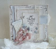 Mintun askartelujutut: Pion Design - Alma`s Sewing Room - You`re Special to Me