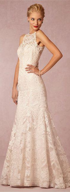 BHLDN Wedding Dress Adalynn Gown