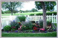 flower gardening ideas | Flower Garden Ideas