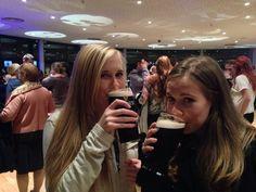 dillyindublin:  Ivy visits Dublin: Guinness Factory Edition